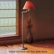 Hubbardton Forge 24-2050 Simple Lines Swing Arm Floor Lamp