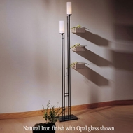 Hubbardton Forge 24-8416 Metra Tall Double Floor Lamp