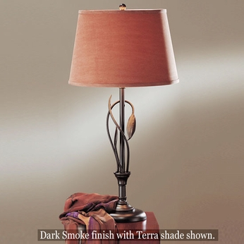Hubbardton Forge 26-6760 Forged Leaves & Vase Table Lamp