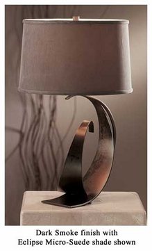 Hubbardton Forge 27-2674 Fullered Impressions Small Table Lamp