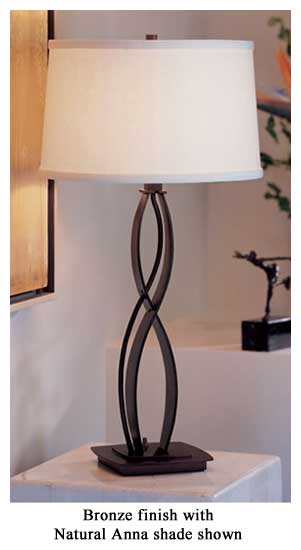 Hubbardton Forge 27 2686 Almost Infinity Table Lamp. Loading Zoom