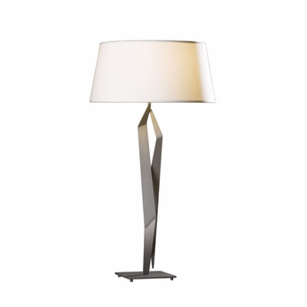Hubbardton Forge 272850 Facet Jagged Neck Table Lamp
