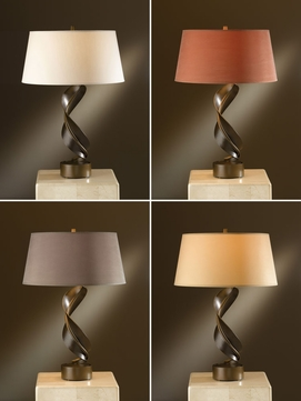 Hubbardton Forge 272920 Folio 18  Wide Table Lamp