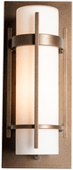 Hubbardton Forge 305892 Banded Outdoor Small Sconce