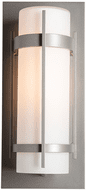 Hubbardton Forge 305893 Banded Outdoor Medium Sconce