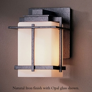 Hubbardton Forge 30-6006 Tourou Outdoor Small Downlight Sconce