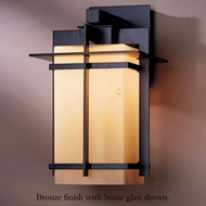 Hubbardton Forge 306008 Tourou Outdoor Large Downlight Sconce