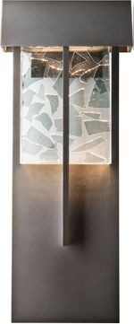 Hubbardton Forge 302518 Shard LED Exterior Lamp Sconce