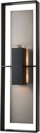 Hubbardton Forge 302607 Shadow Box Outdoor Wall Sconce Lighting