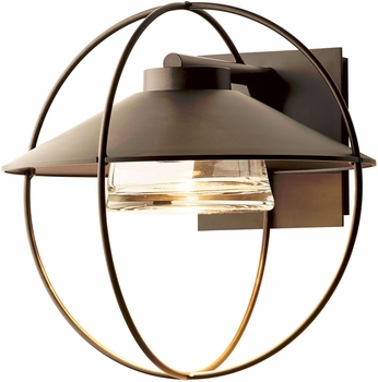 Hubbardton Forge 302701 Halo Exterior Lamp Sconce