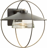 Hubbardton Forge 302703 Halo Outdoor Wall Sconce Lighting