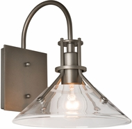 Hubbardton Forge 302709 Henry Exterior Wall Lighting Sconce