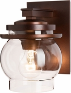 Hubbardton Forge 304340 Bay Outdoor 6  Light Sconce