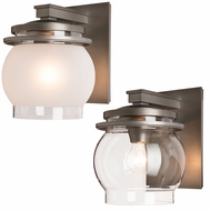 Hubbardton Forge 304342 Bay Exterior 8  Lighting Sconce