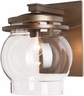 Hubbardton Forge 304344 Bay Outdoor 10  Lamp Sconce