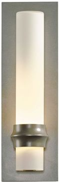 Hubbardton Forge 304930 Rook Exterior 4.5  Wall Sconce Lighting