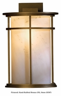 Hubbardton Forge 305655 Province Large 15 Inch Tall Outdoor Wall Sconce