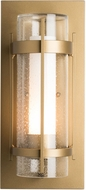 Hubbardton Forge 305897 Banded Outdoor 7  Wall Light Fixture