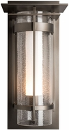 Hubbardton Forge 305998 Banded Exterior 9.5  Wall Sconce Lighting