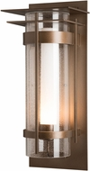 Hubbardton Forge 305999 Banded Exterior 26  Wall Sconce Light