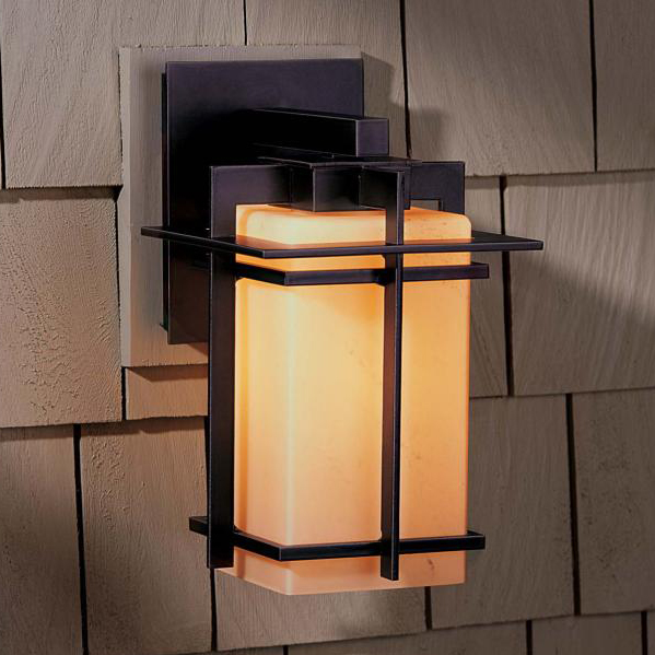 Hubbardton Forge Tourou: Hubbardton Forge 306007 Tourou LED Outdoor Wall Light