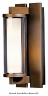 Hubbardton Forge 306450 Fuse Small 12 Inch Tall Exterior Sconce Lighting Fixture