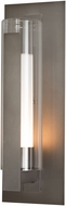 Hubbardton Forge 307283 Vertical Bar Outdoor 23.5  Wall Lighting