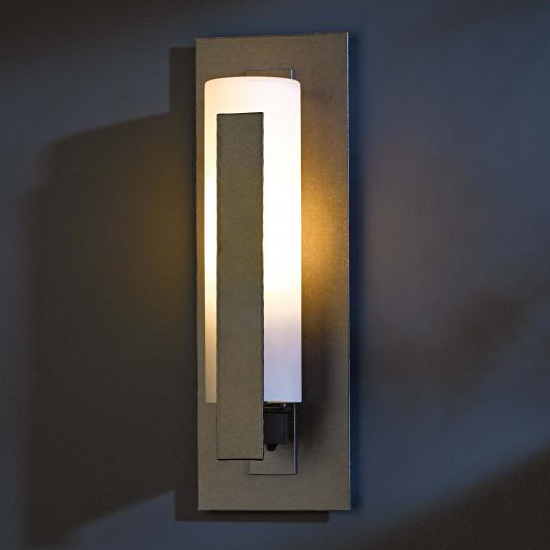 Hubbardton Forge 307285 Vertical Bar Led Outdoor Wall Lighting Loading Zoom
