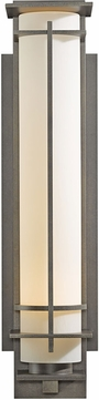 Hubbardton Forge 307861 After Hours Fluorescent Outdoor Large Sconce Lighting