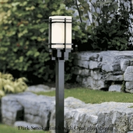 Hubbardton Forge 34-6011 Tourou Medium Outdoor Post Light