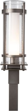 Hubbardton Forge 345897 Banded Exterior Post Lighting