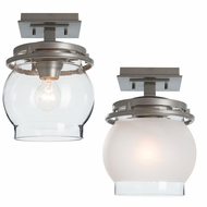 Hubbardton Forge 354341 Bay Exterior Ceiling Lighting