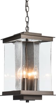Hubbardton Forge 356840 Kingston Outdoor Drop Ceiling Lighting