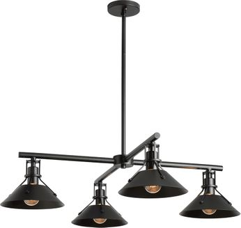 Hubbardton Forge 364210 Henry Outdoor Ceiling Chandelier