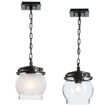 Hubbardton Forge 364343 Bay Outdoor Pendant Lighting