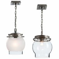 Hubbardton Forge 364345 Bay Exterior Pendant Light