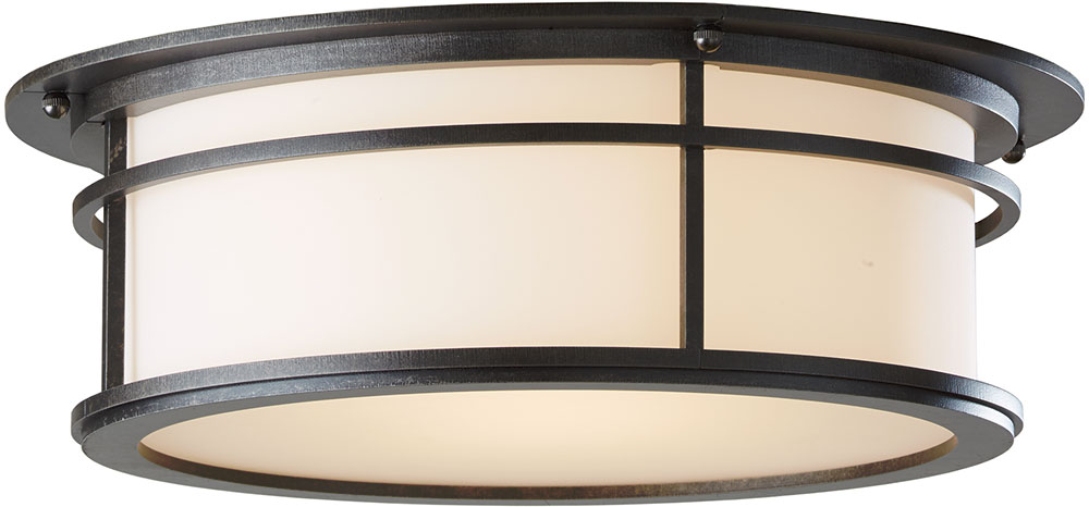 Hubbardton Forge 365650 Province Outdoor Ceiling Light Fixture Loading Zoom