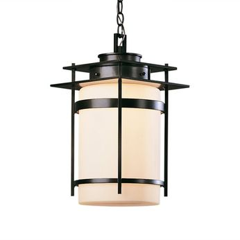 Hubbardton Forge 365893 Banded Outdoor 10.8  Pendant Lighting