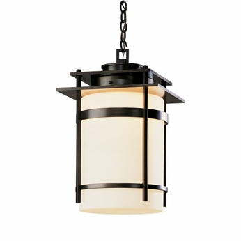 Hubbardton Forge 365894 Banded Exterior 14 Hanging Lamp