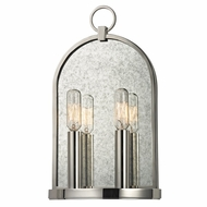 Hudson Valley 092-PN Lowell Retro Polished Nickel Finish 13.75  Tall Wall Sconce Lighting