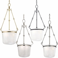 Hudson Valley 1031 Amenia 14  Wide Hanging Foyer Lamp