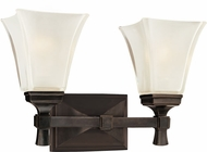 Hudson Valley 1172-OB Kirkland Old Bronze 2-Light Bathroom Lighting