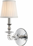 Hudson Valley 1291-PN Lapeer Polished Nickel Wall Sconce Lighting