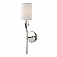 Hudson Valley 1311-PN Tate Polished Nickel Finish 19.75  Tall Wall Lighting