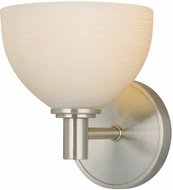 Hudson Valley 1401 Mercury Contemporary Halogen Wall Sconce