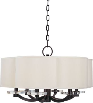 Hudson Valley 1426-OB Garrison Old Bronze 26  Drum Pendant Lighting