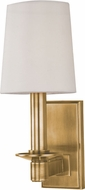 Hudson Valley 151-AGB Spencer Aged Brass Wall Light Sconce
