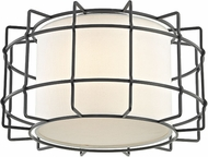 Hudson Valley 1514-OB Sovereign Contemporary Old Bronze LED Ceiling Lighting Fixture