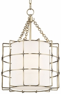 Hudson Valley 1516-AGB Sovereign Contemporary Aged Brass LED 16  Ceiling Pendant Light