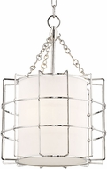 Hudson Valley 1516-PN Sovereign Contemporary Polished Nickel LED 16  Drop Lighting Fixture